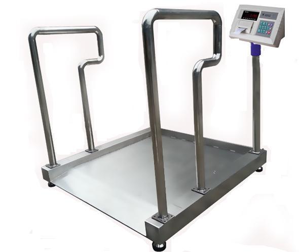 11月25日出售2套T603电子轮椅秤给厦门丞力医疗器械有限公司
