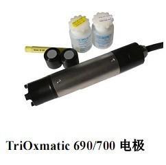 SUNTEX 电导率,690-7溶氧电极,在线溶氧仪DC53...