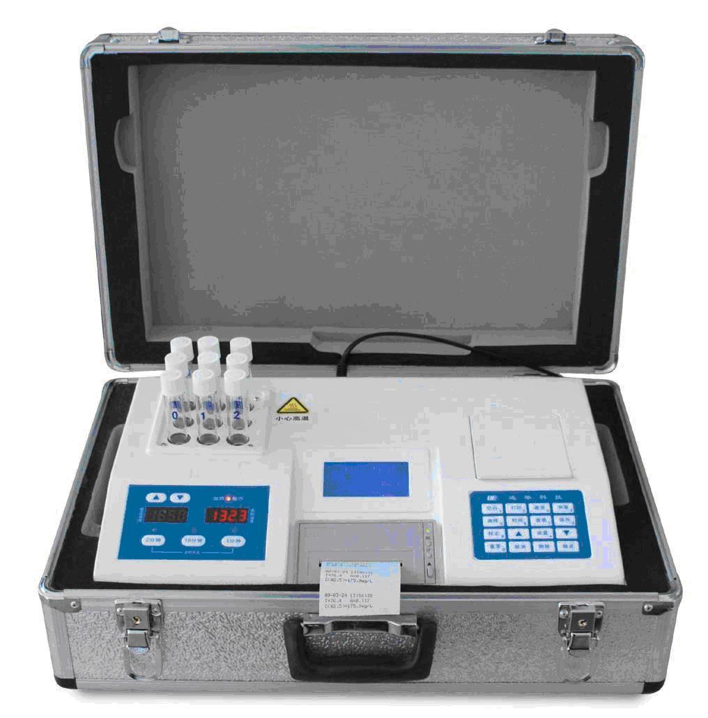 兰州溶解氧测定仪,连华科技溶氧仪,溶氧说明书