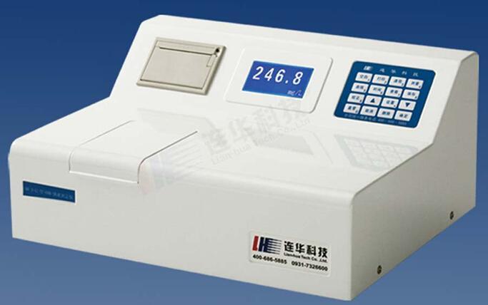 兰州溶解氧测定仪,重金属铁测定仪,兰州连华