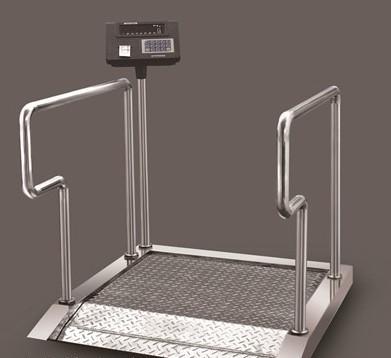 進口帶座椅的電子輪椅秤價格,醫用輪椅秤