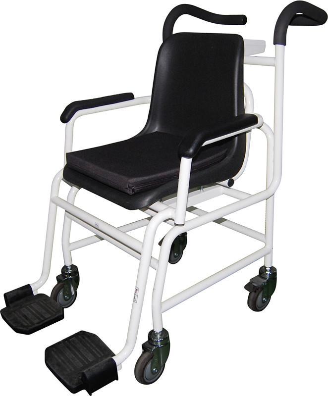 300kg透析体重秤--不锈钢椅子秤