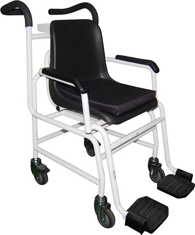 血液透析双扶手轮椅秤--透析专用扶手电子体重秤