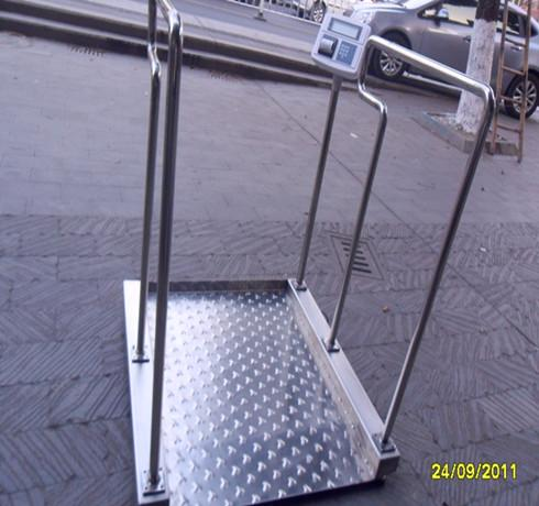 福州市碳钢电子体重秤,单引坡座椅秤