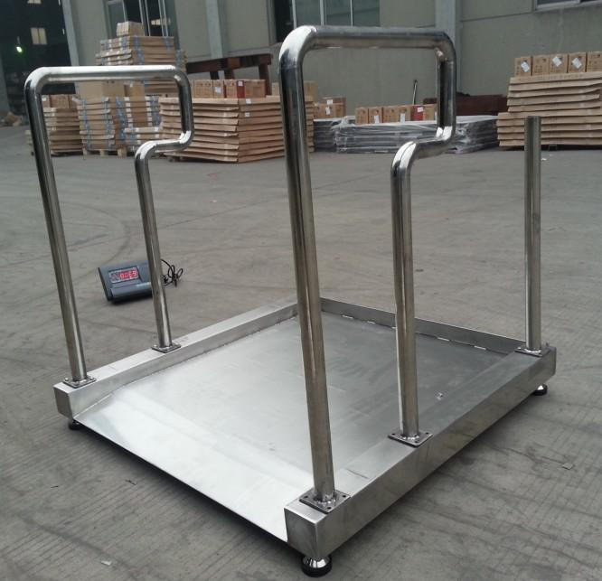 250KG医院透析用轮椅秤