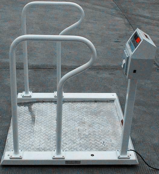 血液透析轮椅秤, 透析医疗称