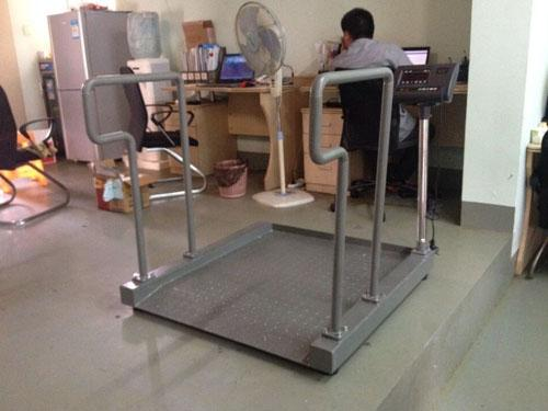 养老院病人用血液透析轮椅秤,透析轮椅秤