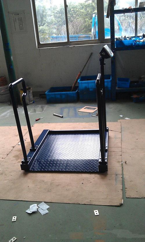 透析醫療秤,300公斤體檢輪椅秤