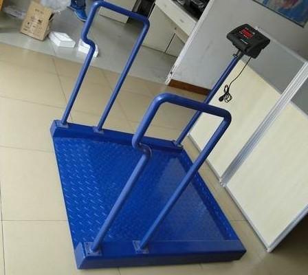 不銹鋼血液透析輪椅稱