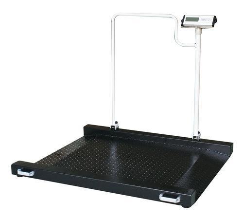 医院透析用轮椅秤,带扶手的轮椅电子秤