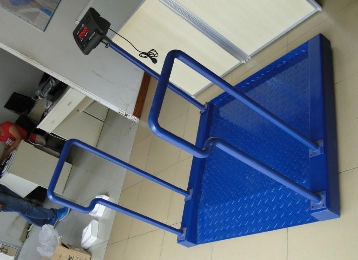 体检中心血液透析轮椅秤