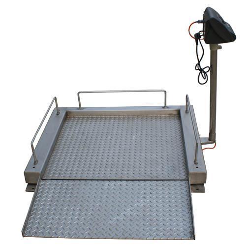 医疗体检血液透析轮椅电子秤,透析室电子秤