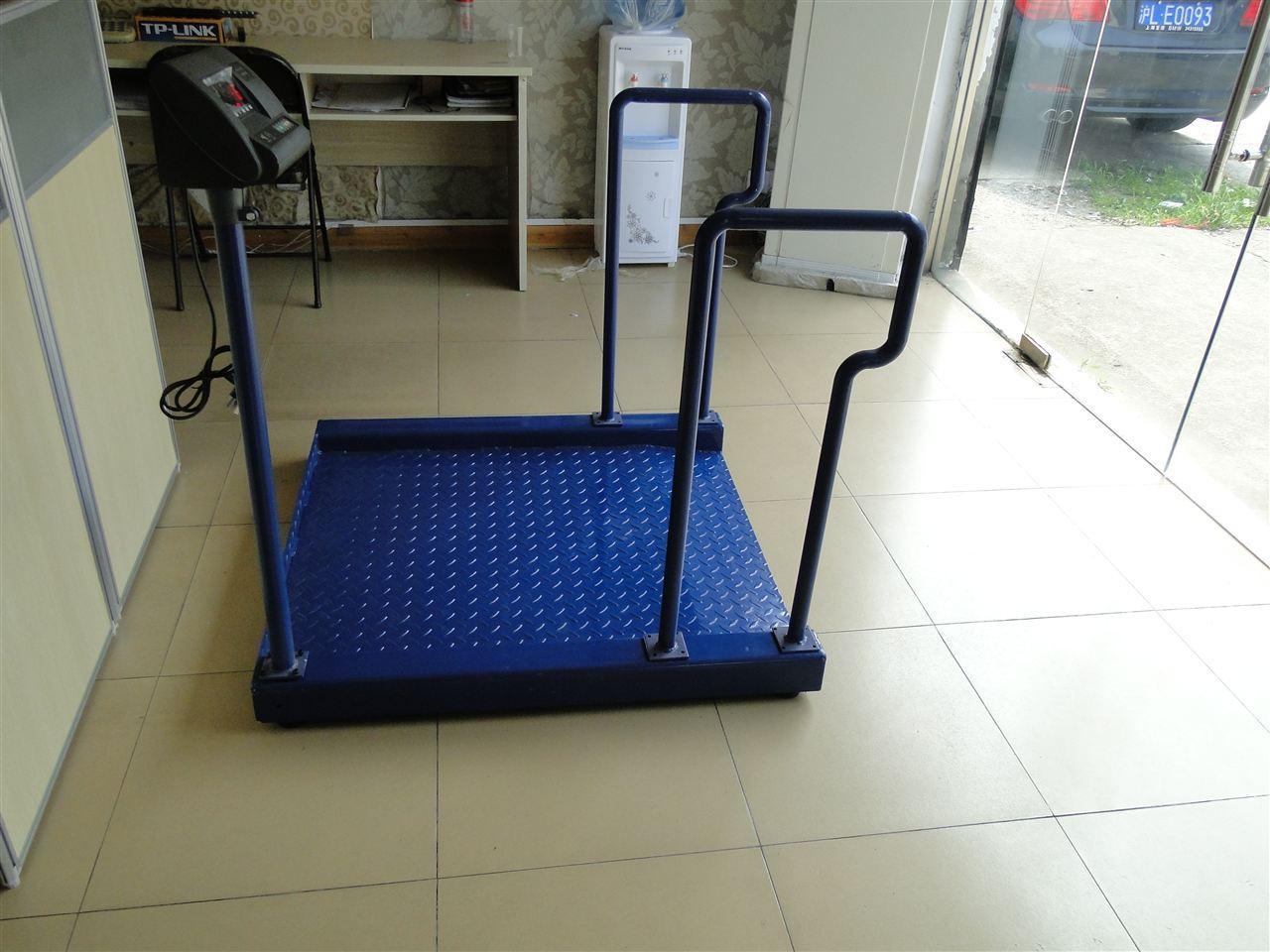 200kg带斜坡人体透析秤,轮椅秤
