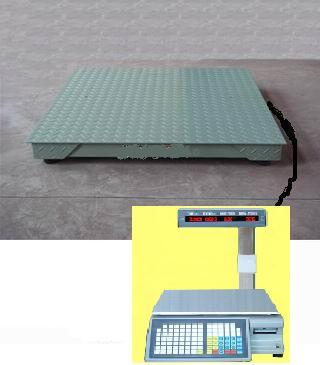10吨不锈钢小地磅,1吨上海耀华电子地磅