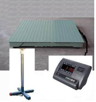 10吨防腐电子地磅,1吨小型电子地磅
